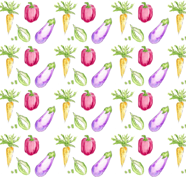 Veggie pattern